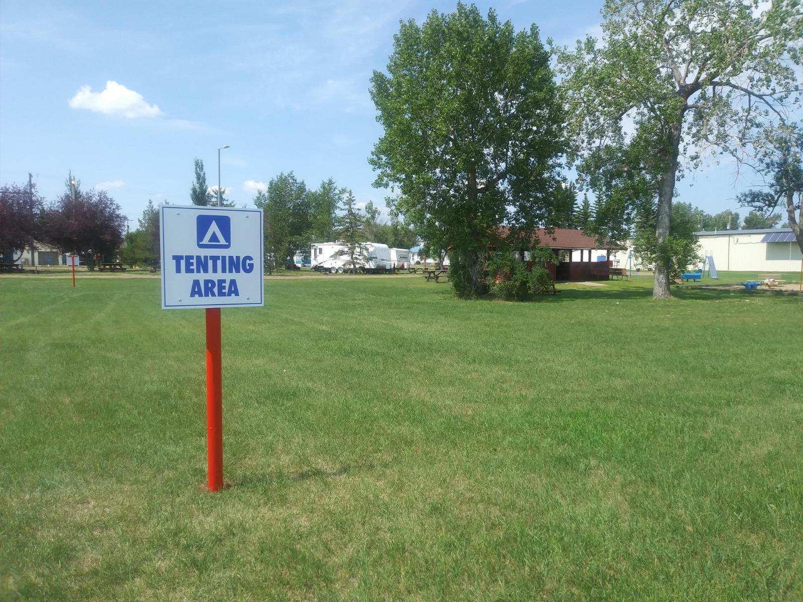 Delia Community Campground