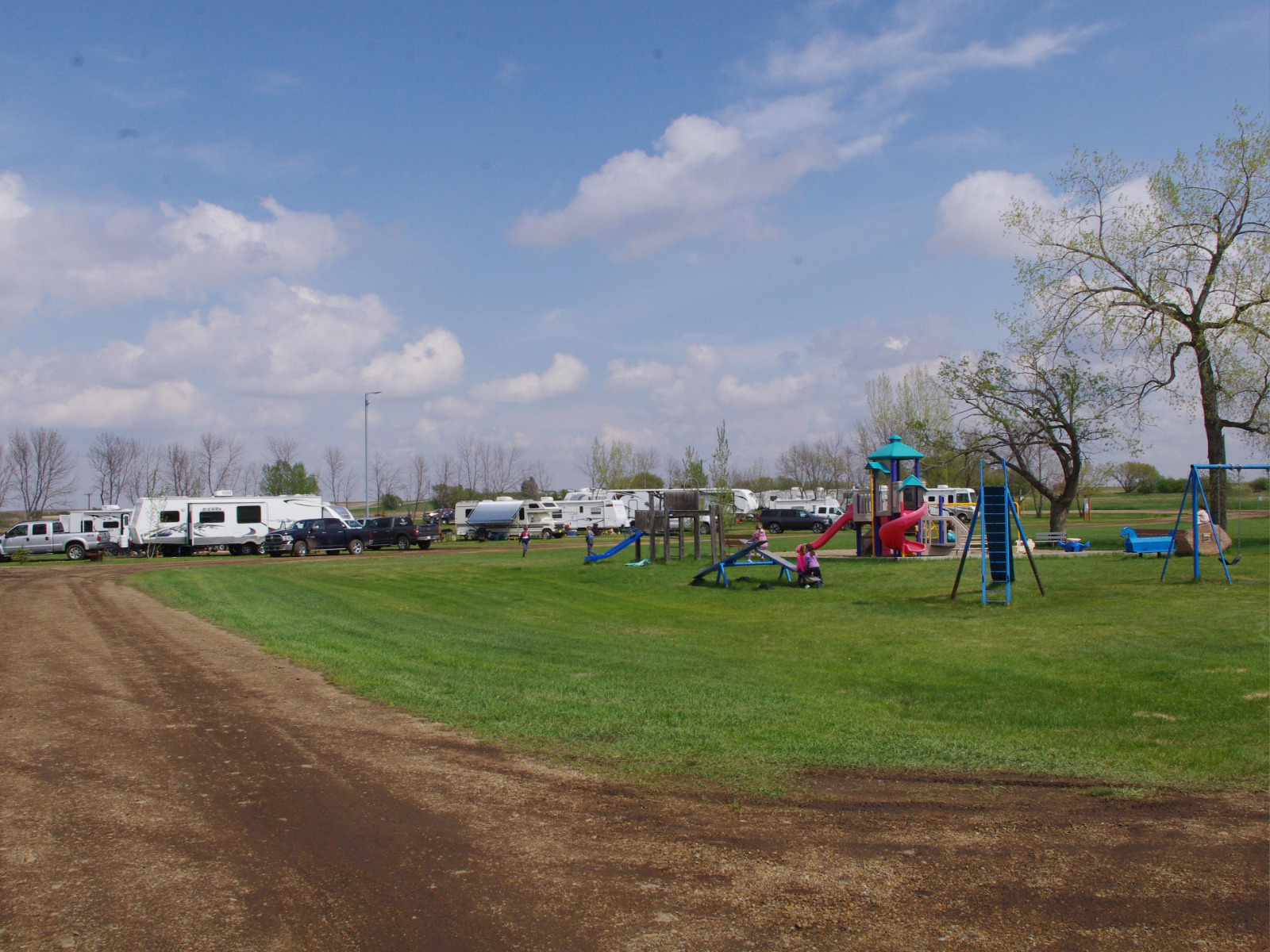 Delia Community Campground