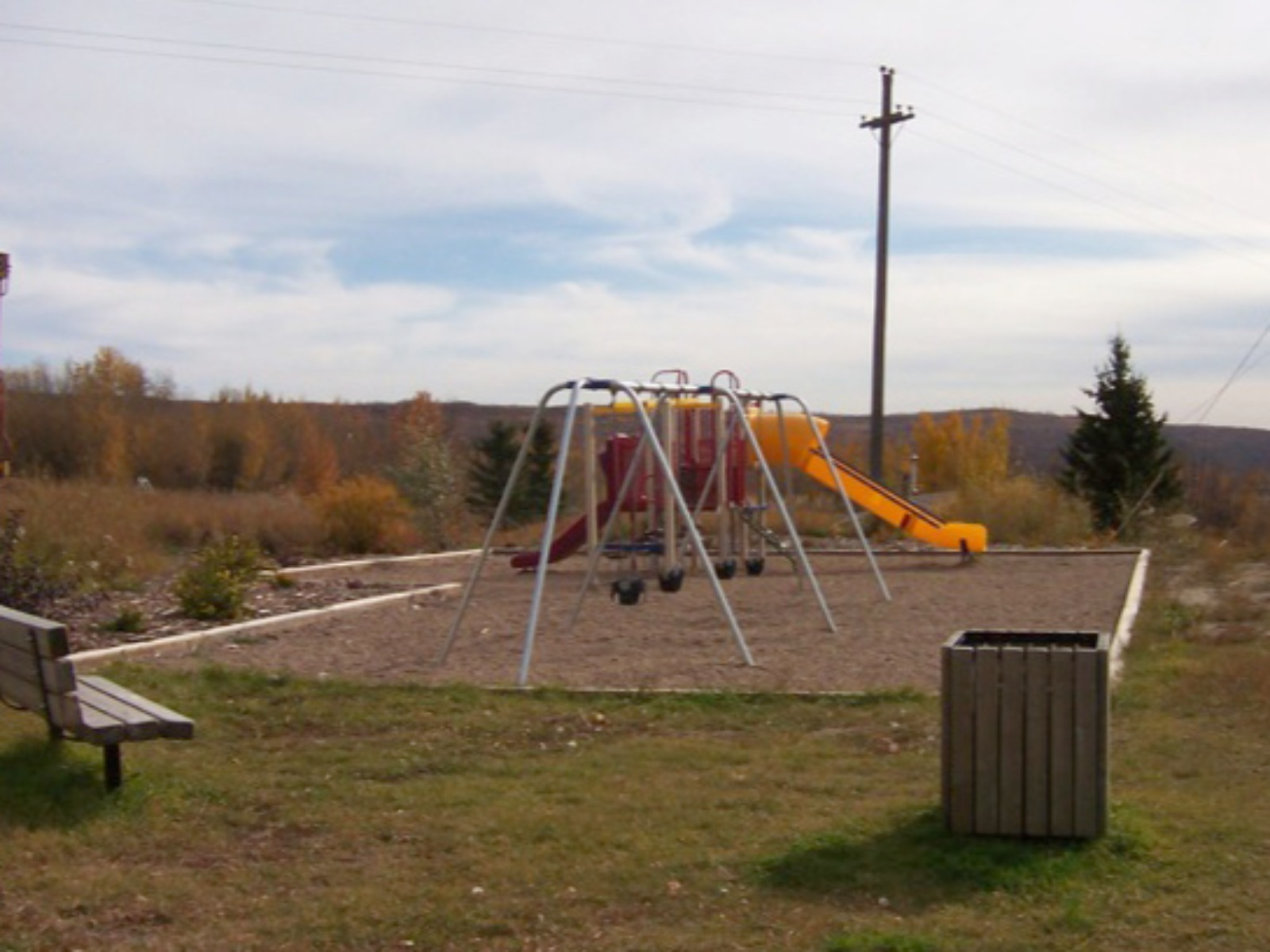 Frenchman Butte Heritage RV Park