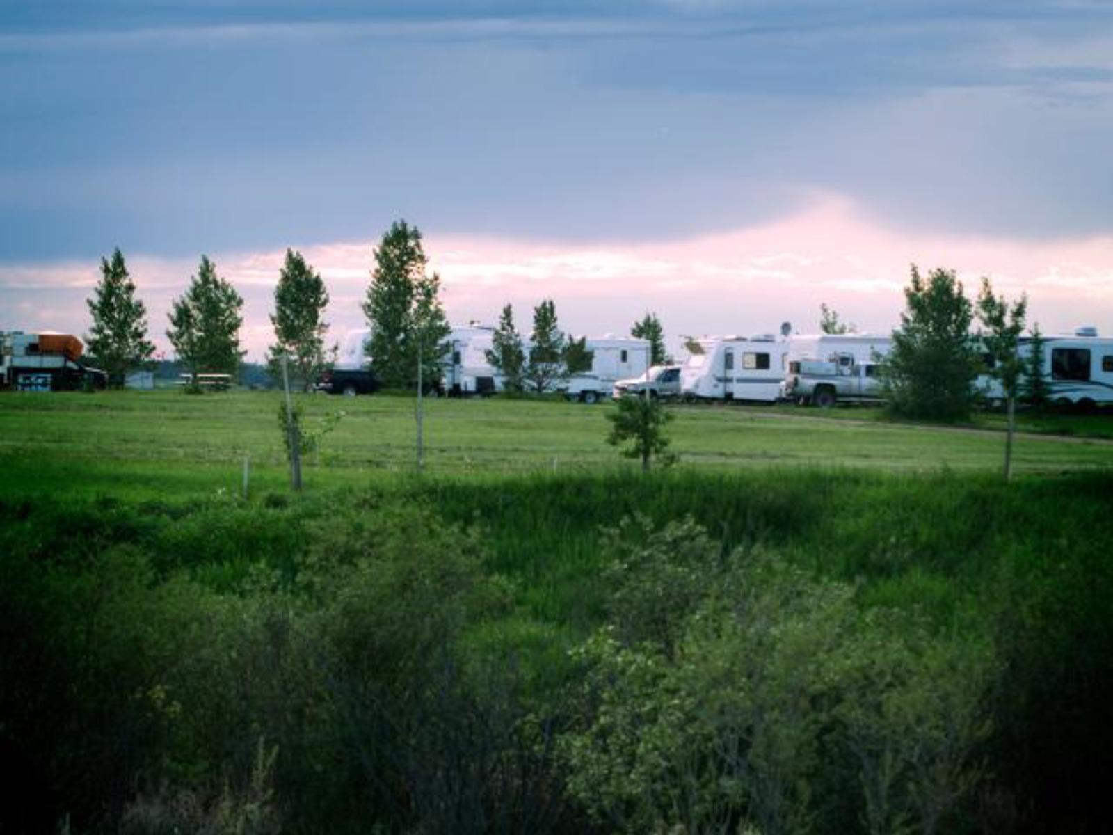 Bruderheim Starlight Campground