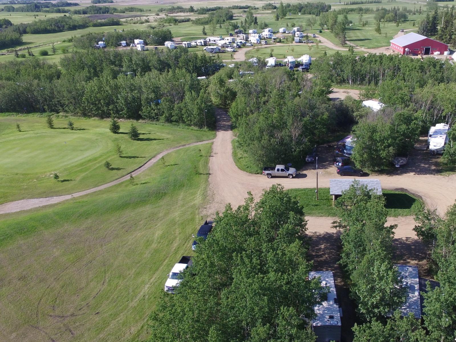 Whistlestop Golf & Campground