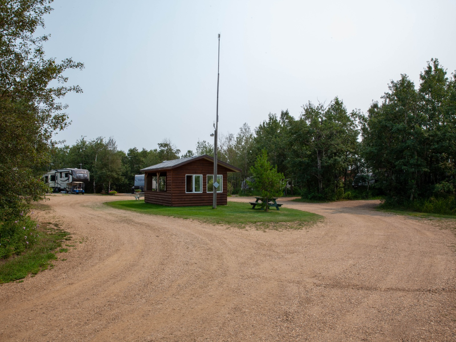 Whistle Stop Golf & Campground