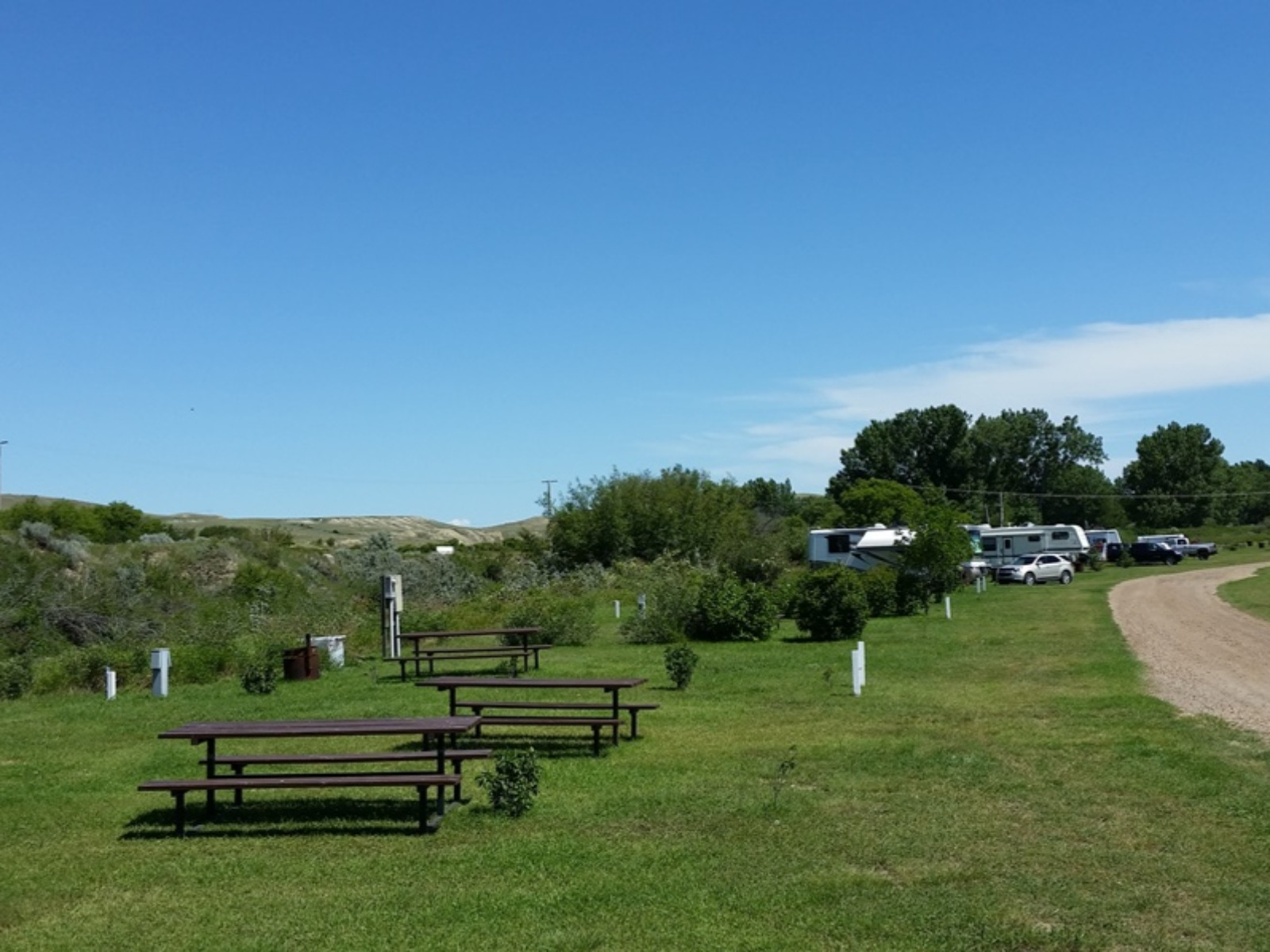 Eastend Campground