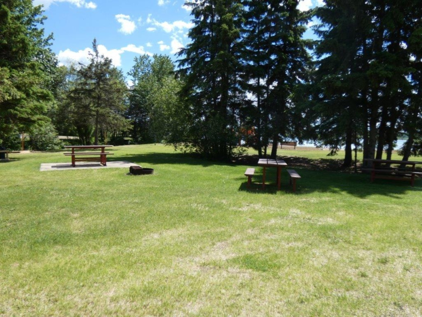 Lac Bellevue Municipal Rec Area
