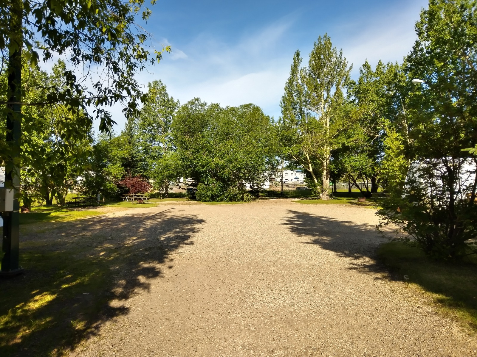 Sexsmith Heritage Park Campground