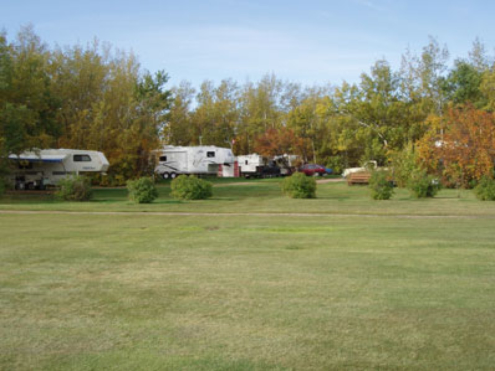 Bashaw Golf & Country Club Campground