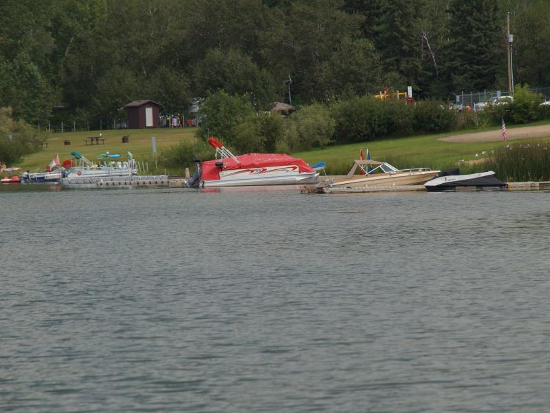 Minnie Lake East & West