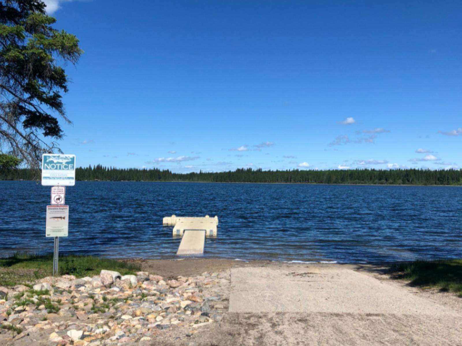 Crane Lake West