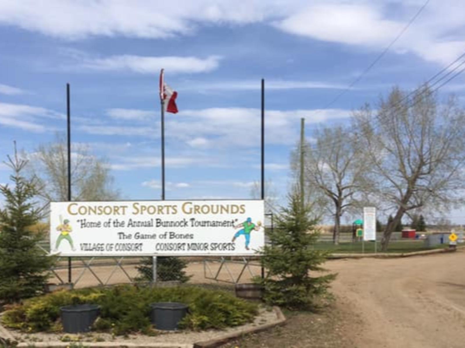 Consort Village Campground