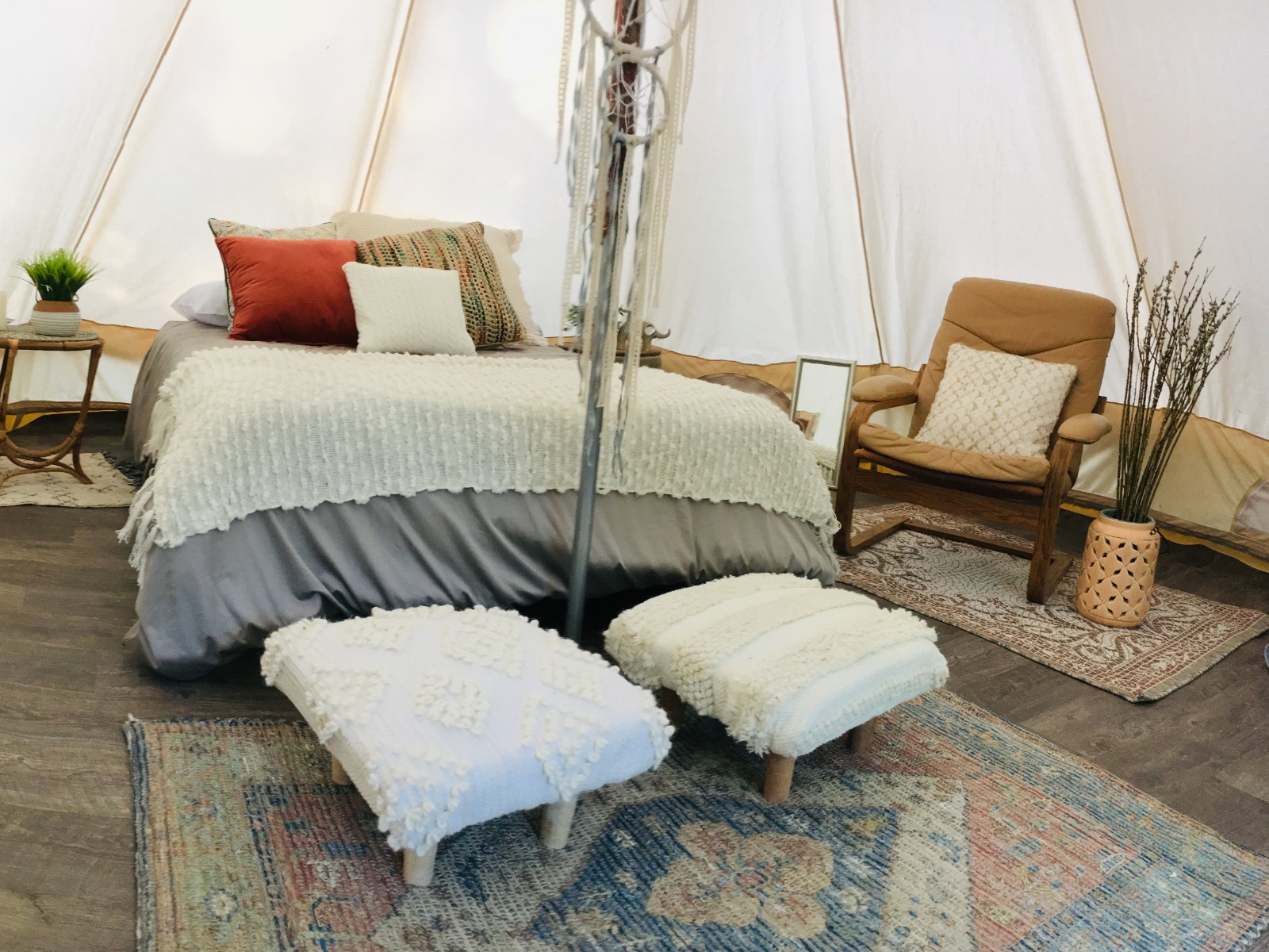 Elevated Escapes Glamping