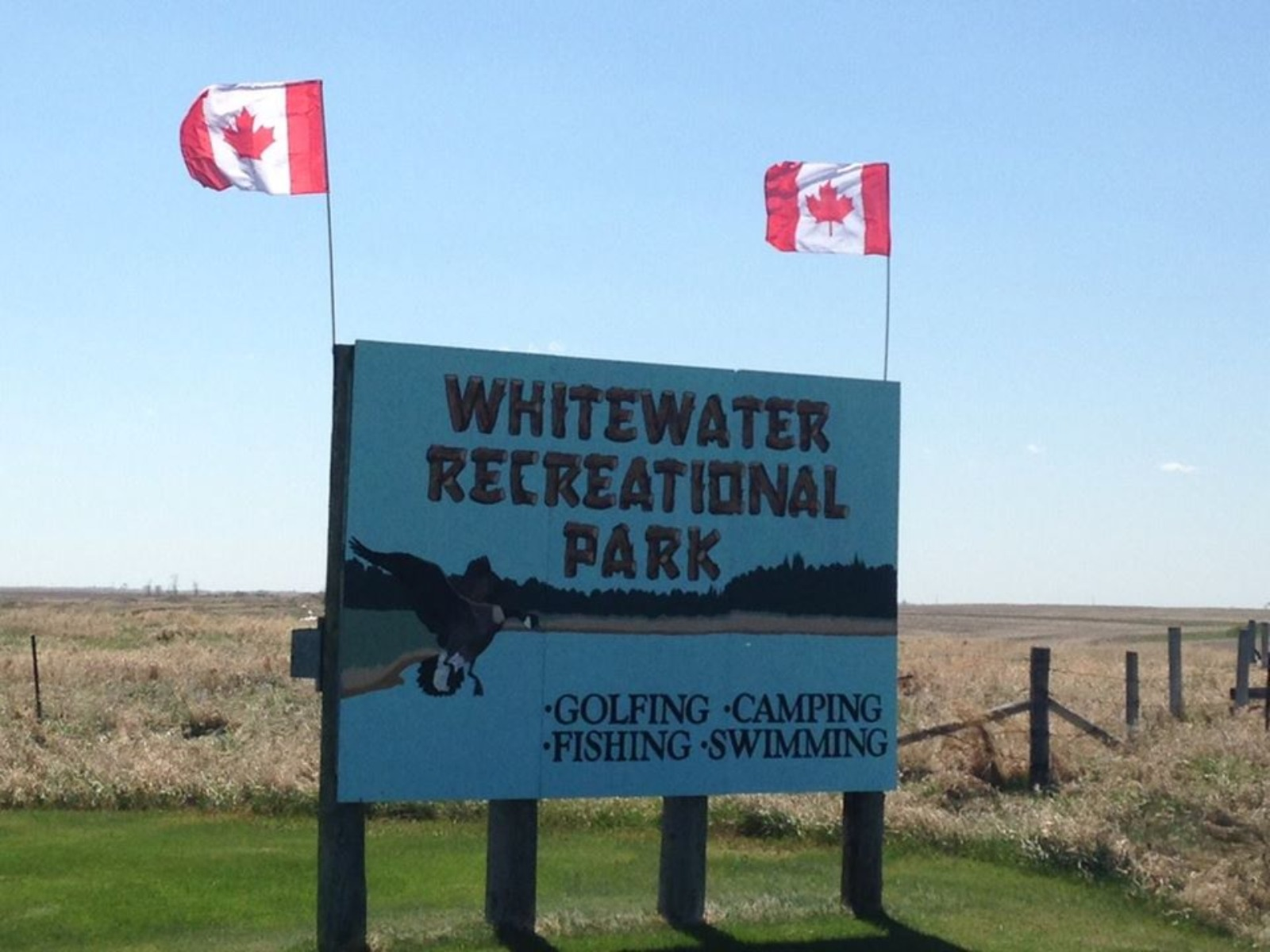 Whitewater Recreational Park