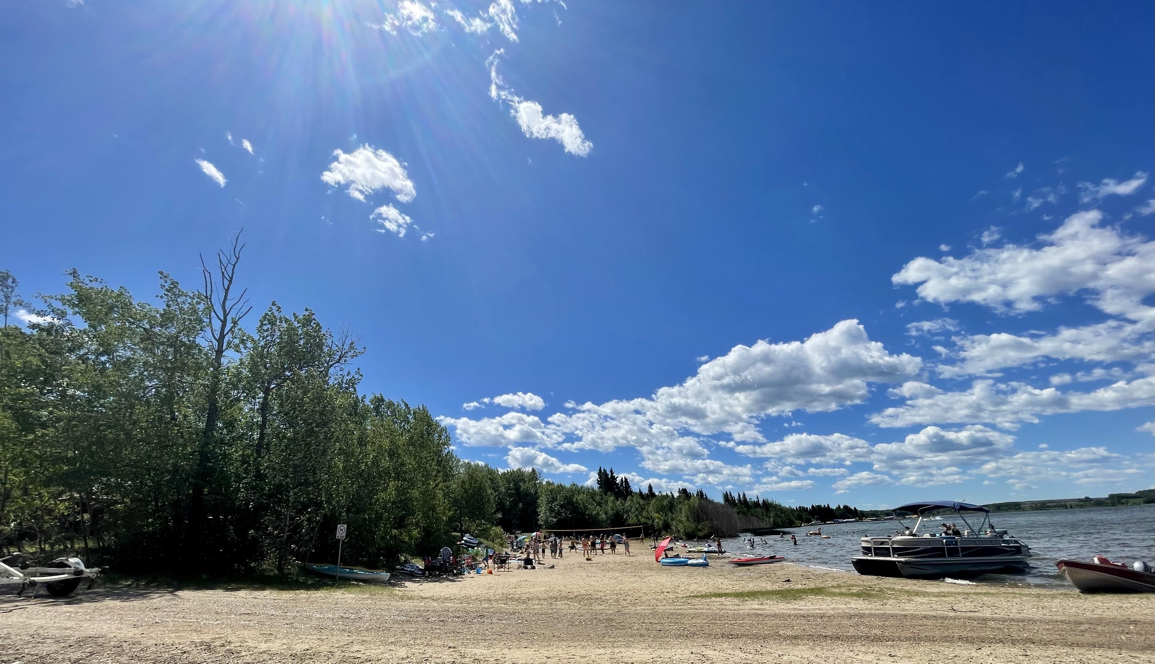 Floating Stone Lake Recreation Area